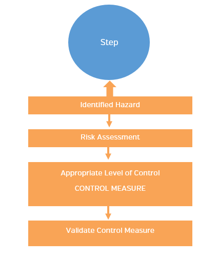 RAACP model for food safety