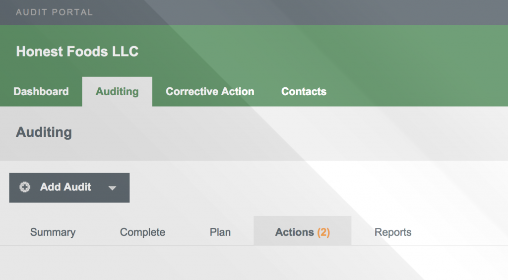 Updates to the auditing capabilities